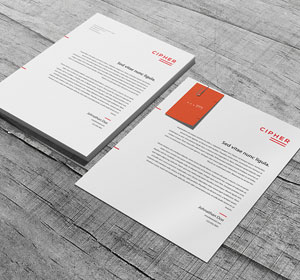 <span>Business Stationery Design</span><i>→</i>